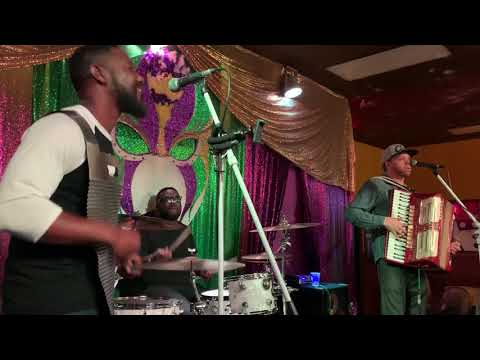 Andre Thierry Zydeco 2 04/15/2019 The French Quarter Creole Bar & Grill