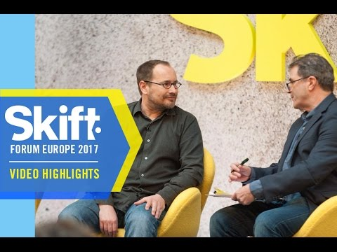 Co-Founder & CEO of Skyscanner at Skift Forum Europe 2017