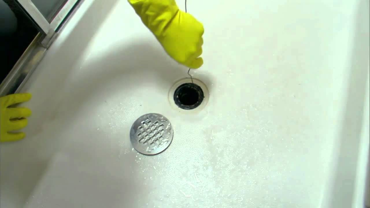 Tub Clogged? Bathtub And Shower Drain Clog Tips From Roto Rooter   YouTube