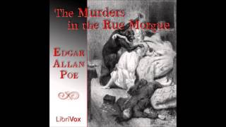 The Murders in the Rue Morgue (FULL Audiobook)
