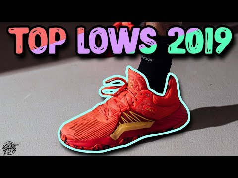 Top 10 Low Top Basketball Shoes 2019!