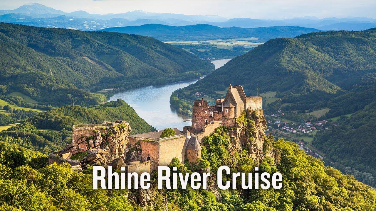 Rhine River Cruise Bike Tour Video Backroads YouTube - Rhine river