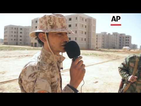 Libyan army fights Islamic militias in Benghazi