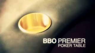 "The Premier Poker Table 94"" Bbo - Pokershop.com.au"