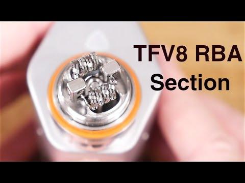 TFV8 RBA Section/Transformer Build!