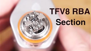 TFV8 RBA Section/Transformer Build!