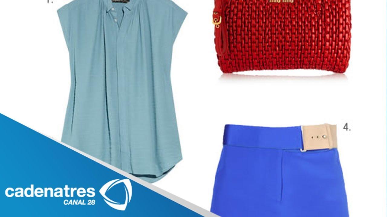 Consejos para combinar los colores en la ropa youtube - Colores para combinar ...
