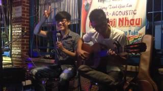 anh yeu em nhieu lam cover by Trọng Trương DC- guitar Ngọc Luân