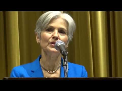 "Jill Stein in DC at Socialist Alt- ""Our Lives are On the Line Again!"""