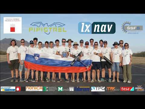 DBF 2017 Edvard Rusjan Team Slovenia University of Ljubljana - 3rd place  - Full video
