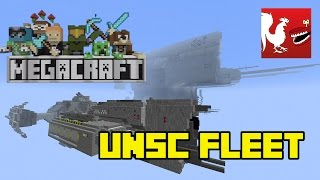 MegaCraft - UNSC Fleet