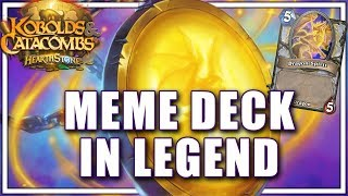 I Played This Deck in Legend by Accident! - Dragon Soul Combo