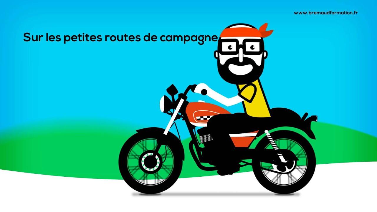 Conduire un moto sans permis