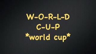 World Cup Shooting Stars 2011 Music w/ Lyrics