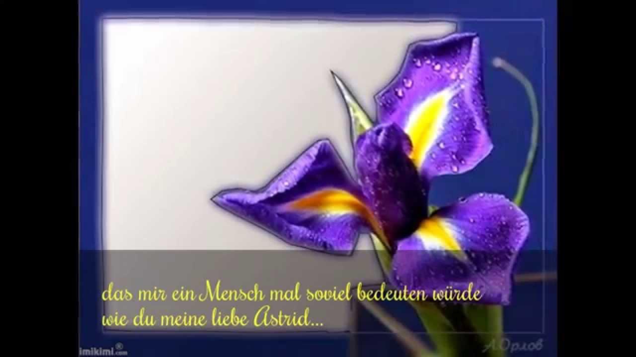 Für meine Astrid