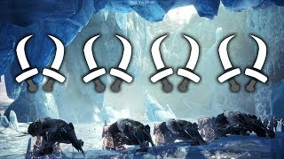 How strong are 4 Dual Blades? | MHWorld Iceborne