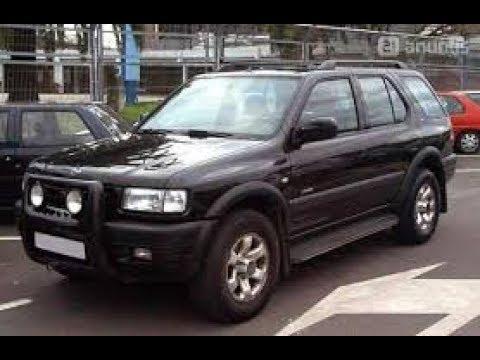 Opel Frontera Опель Фронтера 1996г. 89 тыс. руб