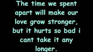 DJ cammy - I wanna grow old with you [LYRICS]