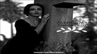 Madonna Promise To Try (Idaho's MLVC Single Mix)