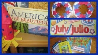 Summer Learning Series: Fourth of July Activities!