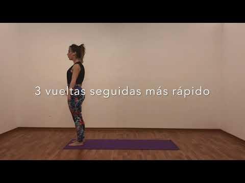 Tutorial Saludo al sol | Indicaciones paso a paso | Yoga con Cande Soengas