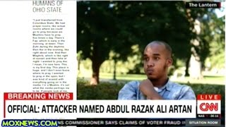 Ohio State University Attacker 18 Year Old Somali Refugee MSM Says Linked To ISIS!