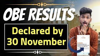 DU Sol OBE Results Declared by 30 November || NCWEB || Regular.