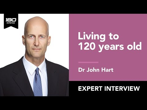 Dr John Hart: Mastering Hormones, Gut Health, Inflammation & Living to 120 Years Old