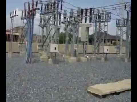 33 11 kv outdoor substation youtube for Substation design pdf