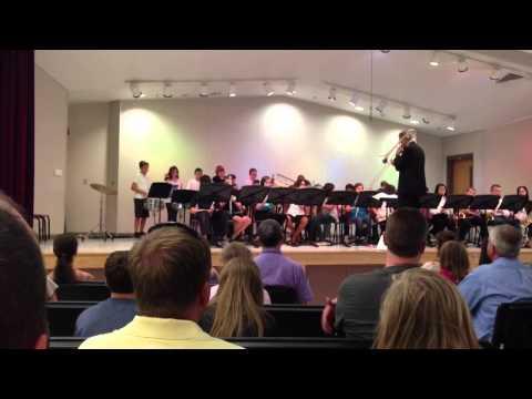 Grayhawk Elementary School Scottsdale AZ 5th/6th grade band