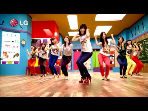 [REAL 720p] Girls' Generation - Gee