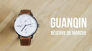 Test et avis : Guanqin, la montre automatique chinoise pas cher et de bonne qualité !