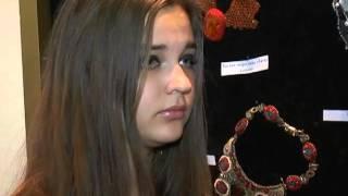 В Харькове открылась выставка изделий из бисера