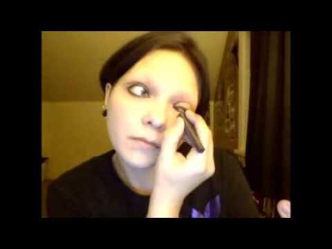 Himitsu photobook + makeup tutorial : Elegant Gothic - visual kei - vampire style