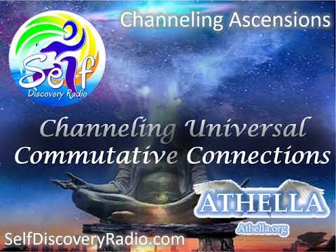 Self Discover Radio - Channeling Universal Commutative Connections