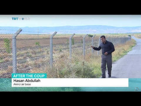 After the Coup: Kazan people welcome closure of Akinci air base, Hasan Abdullah reports