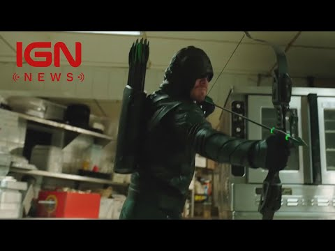 Arrow Gets New runner as Marc Guggenheim Steps Back  IGN