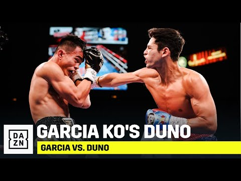 HIGHLIGHTS | Ryan Garcia KO's Romero Duno