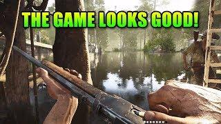 Hunt Showdown Is A Beautiful Game