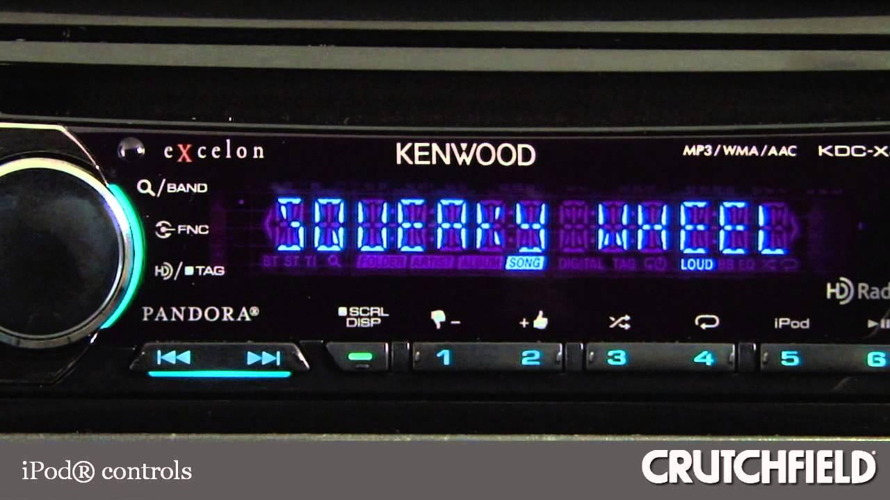 wiring diagram kenwood excelon kdc x597 [ 1280 x 720 Pixel ]