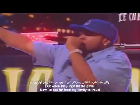 ice cube why we thugs (live) مترجمة