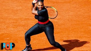 French Open BANS Serena Williams' Tennis Catsuit