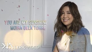 You Are My Sunshine - Moira Dela Torre from Meet Me in St. Gallen (Lyrics)