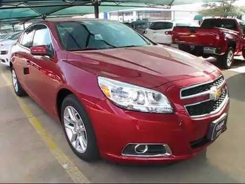 2013 Chevrolet Malibu Eco Start Up, Exterior/ Interior Review