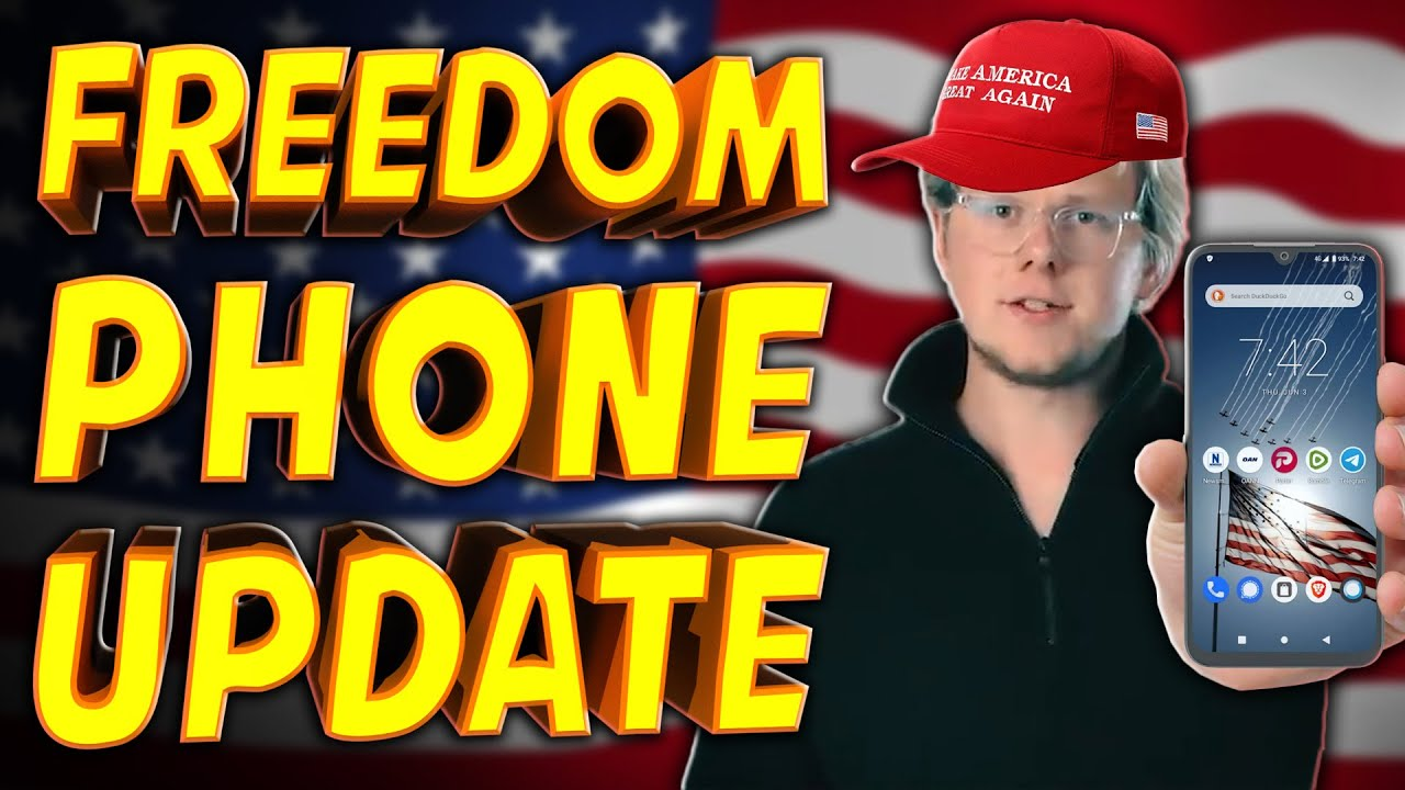 Lets Check in on THE FREEDOM PHONE  TechNewsDay