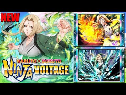НОВЫЙ ГЕРОЙ 🔥 Tsunade v2 Summons ► Naruto x Boruto Ninja Voltage