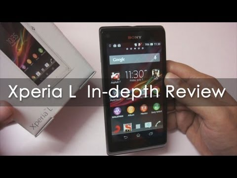 Sony Xperia L Review is it the best mid-range android phone