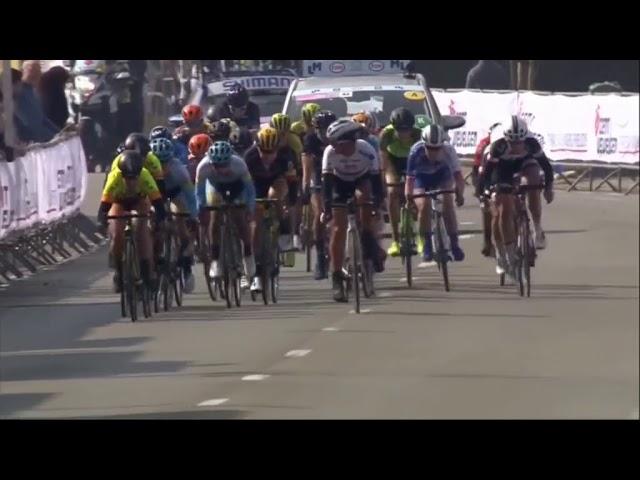Marta Bastianelli vince la Gent - Wevelgem 2018