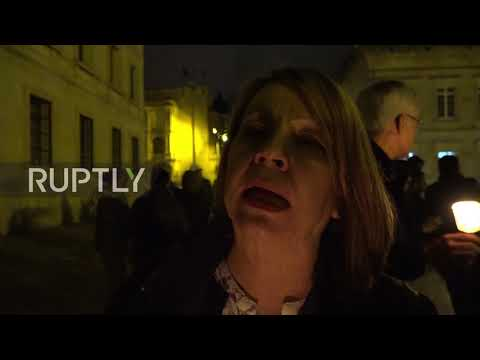 Colombia: Protesters rally in Bogota against activist killings