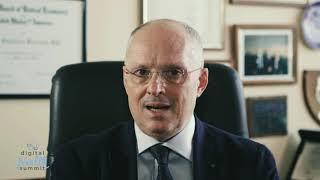 Speciale Digital Health Summit 2019 – Videointervista – Professore Walter Ricciardi